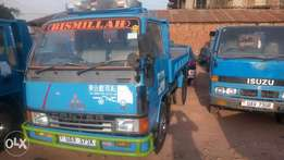 Canter tipper on sale