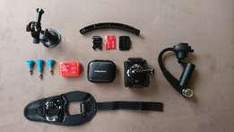 Various Gopro Accesories