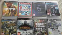 Reduced PS3 Games