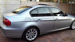 2011 BMW 320d in excellent condition