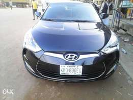 Very clean 6months used 2014 Hyundai veloster sport
