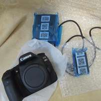 Brand New Canon 80D Body & New Canon 18mm-135mm