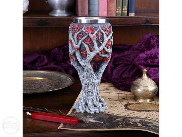 Game of Thrones : Official HBO Weirwood Tree Goblet