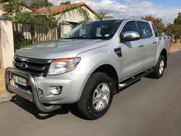 2012 Ford Ranger 3.2 XLT Double Cab