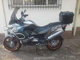 BMW R1200 GS Adventure in good condition