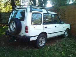 1995 Landrover Discovery