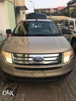 2007 Model Ford Edge - Very Low Original Miles 60,000 Not Manipulated