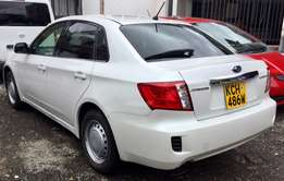 Subaru Impreza anesis new shape 2009 FULLY loaded at 950,000/=