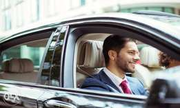 Private Transportation services available pick up drop off to anywhere