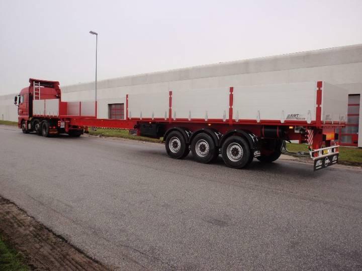 AMT New  UL320 flatbed semi-trailer