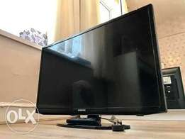 Samsung TV motherboard together with house.
