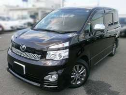 2008 TOYOTA Voxy ZS Sparkling 2, Fully Loaded With Safety and Comfort