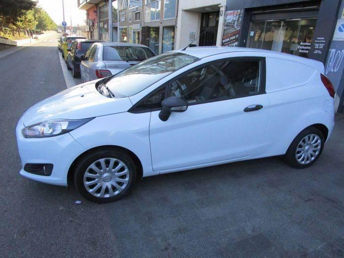 Ford Fiesta Van 1.5tdci - 2014