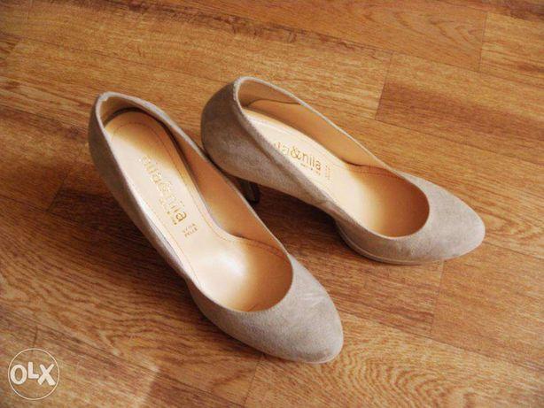 Итальянские замшевые туфли vera pelle  700 грн. - Жіноче взуття ... 64411d118f570