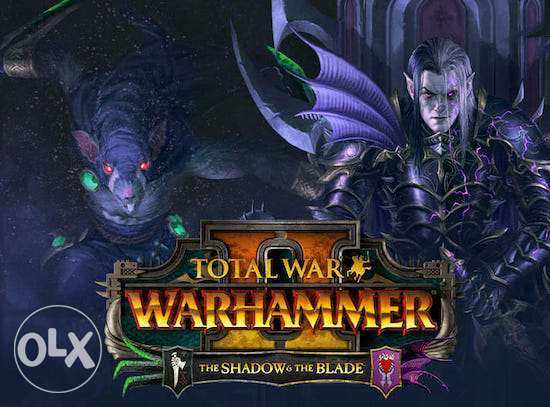 Total war warhammer 2 The Shadow and the Blade
