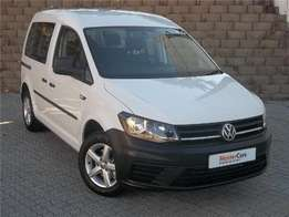 2016 Volkswagen Caddy Crew Bus MY16 1.6i