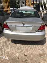Toyota Camry 2005 Leather