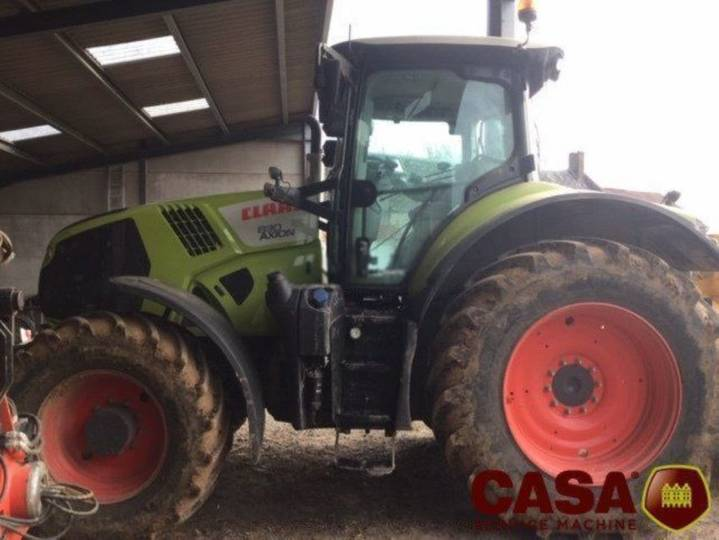 Claas axion 830 cmatic - 2017
