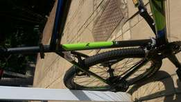 Axis XL frame bicycle