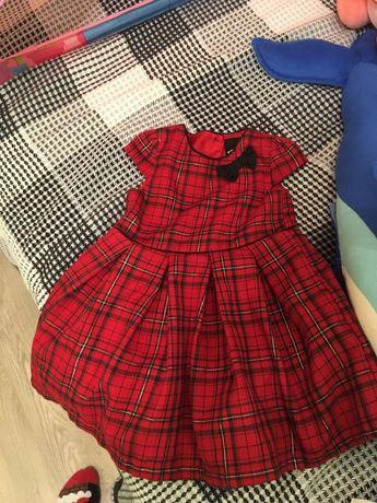 Плаття для дівчинки 1-2 роки  120 грн. - Одяг для дівчаток Київ на Olx 1df2b91c4b1a2
