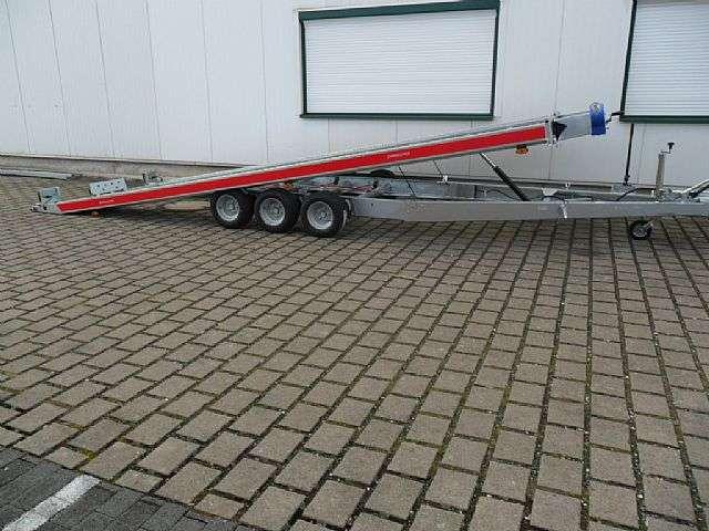 Autotransporter 3,5t Hydraulisch Kippbare Ladefl