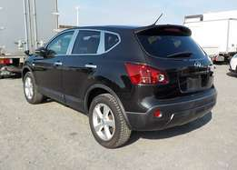 Nissan Dualis 4WD