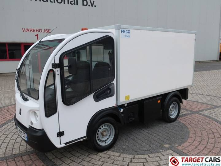 Goupil G3 Electric Closed Box Fridge UTV Utility Vehicle - 2014