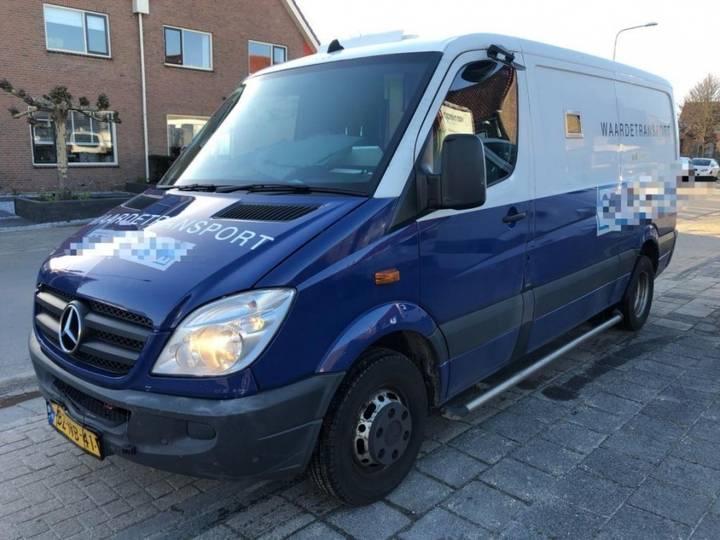 Mercedes-Benz 513cdi Airco Gepantserde Geldwagen Armored Money Van - 2011