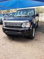 Landrover Discovery 4 - KCK