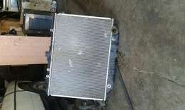 Isuzu kb 280 radiator