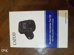 CATUO Bluetooth Handsfree Car Kit