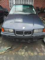 Bmw 320i e36 striping for parts
