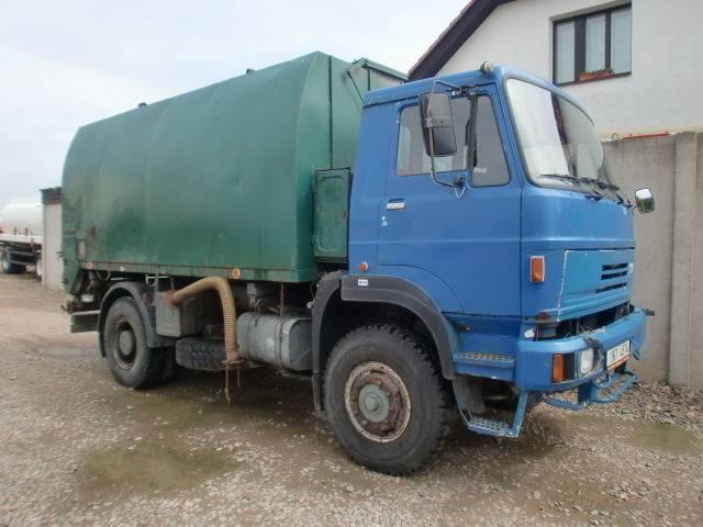 Liaz PAB 250-261 (ID8614) - 1992