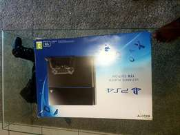 Playstation 4 1TB with 1 controller and 2 games