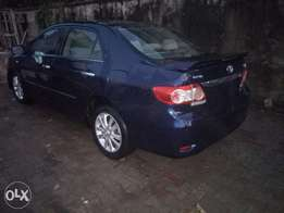 Toyota corolla 2012 up for sale