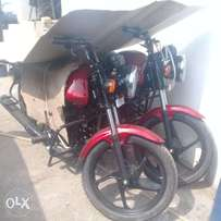 110 CC MAHINDRA AARO 110 XT BIKES WITH Electric Starter