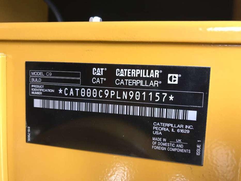 Caterpillar C9 DE250E0 - 250 kVA Generator - DPX-18019 - 2019 - image 19
