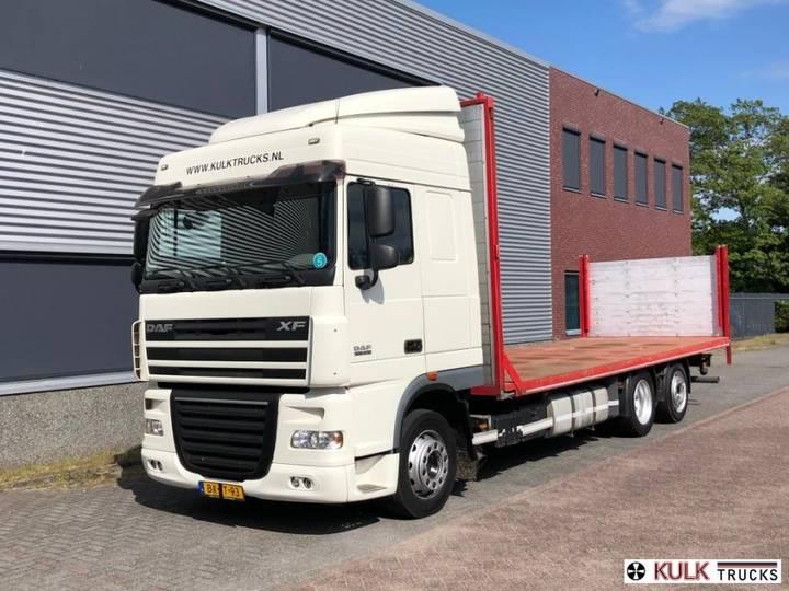 DAF XF 105 410 / 6X2 / HOLLAND TRUCK FAR XF105 - 2010