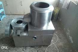 Industrial Potato processing machine