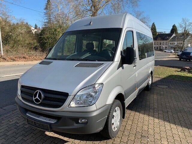 Mercedes-Benz Sprinter 313 CDI, 2 x Klima - 2012