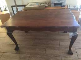 Imbuia table for sale