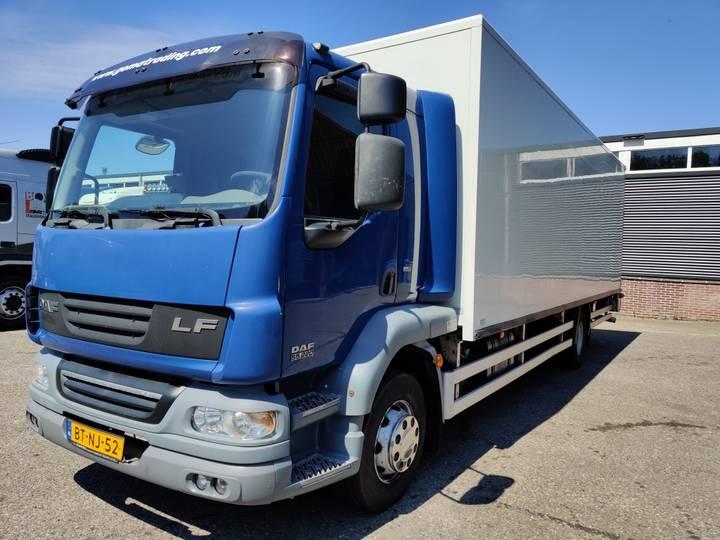 DAF LF55-220 4x2 Euro5 - 15TON - LAMBOO 7.5m Bak + 1500kg Kle... - 2007