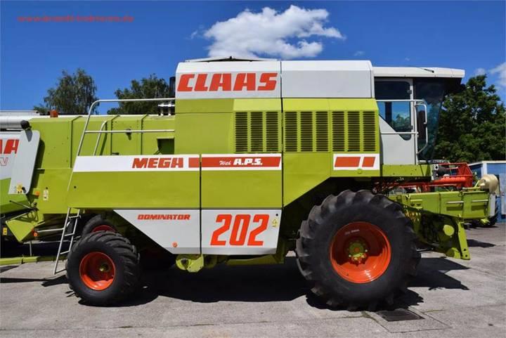 Claas Dominator 202 Mega - 1995