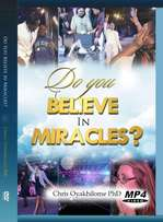 Pastor Chris DVDs now in French