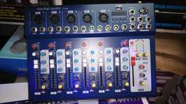7channels f7 plane mixer