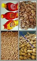 Nuts by CNL distribution