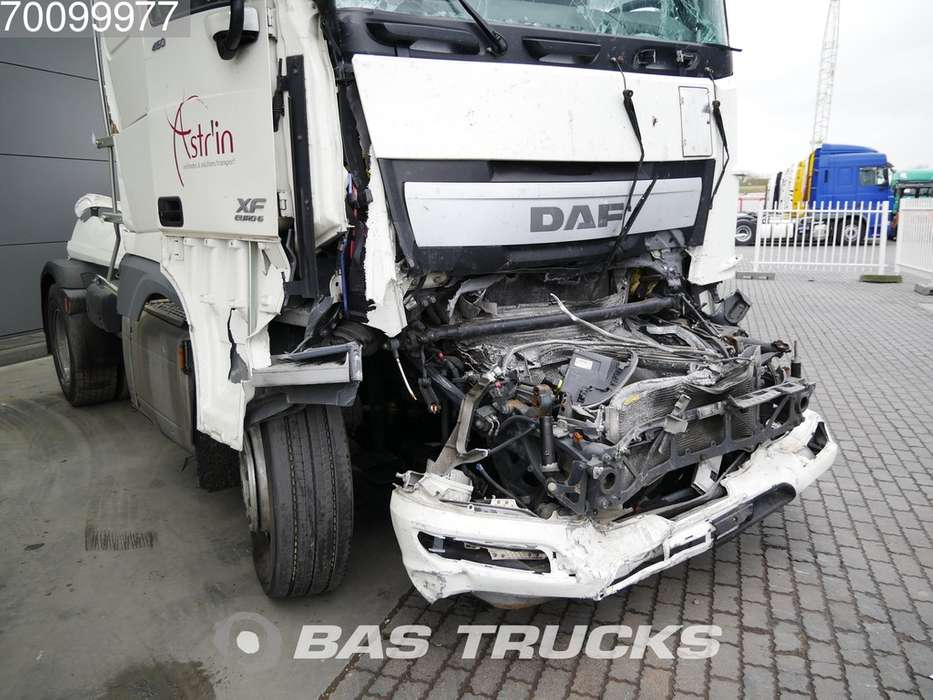 DAF XF 460 Unfall 4X2 Euro 6 - 2014 - image 6