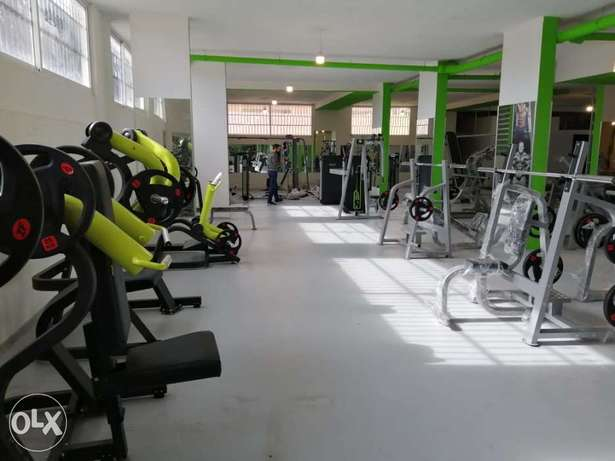 Gym Equipment * Gym Installation * Sports Goods