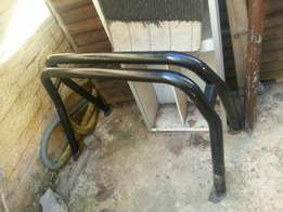A Nissan 1400 back inside bullbar for sale R600