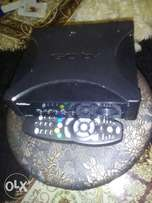 Go TV decoder ad remote